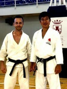 fabio haubert naka tatsuya sensei karate shotokan